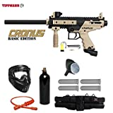 Tippmann Cronus Paintball Marker Gun -Basic Edition- Tan Starter...