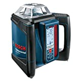 Bosch Professional 0601061A00 Laser rotatif GRL 500 H + LR 50