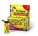 Preben 231277 tira atrapa-moscas 4 un, amarillo, 9. 1x11x2. 2 cm