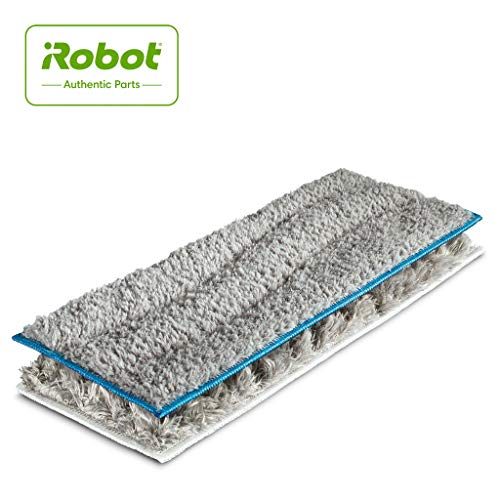 Buy iRobot  Authentic Replacement Parts- Braava jet m Series Washable Pads Multi-Pack, (1 Wet & 1 Dr...
