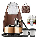 MaxiMist Allure Xena HVLP Spray Tanning System with Pop Up Tan Tent...