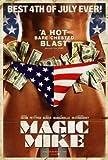 Magic Mike - Channing Tatum – Film Poster Plakat Drucken