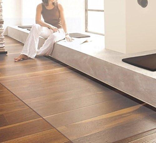 wholesale 2021 model Soft Glass - Carpet PVC Chair Multi-Purpose Protector Floor