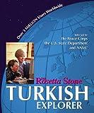 Rosetta Stone Turkish Explorer