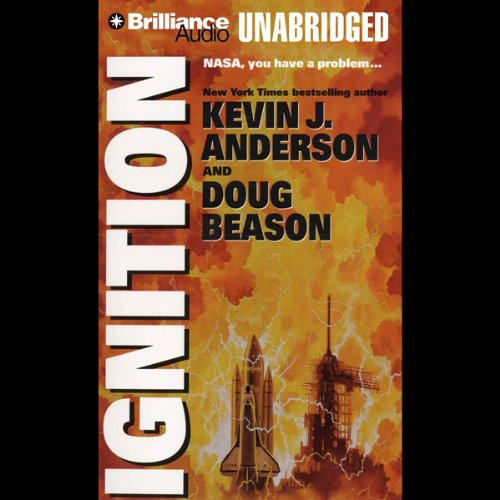 Ignition audiobook cover art