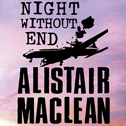 Night Without End audiobook cover art