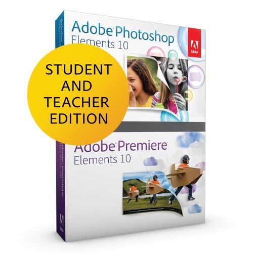 Adobe Photoshop+Premiere Elements 10