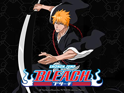 Bleach (English) Part 1