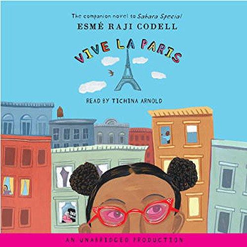 Vive la Paris audiobook cover art