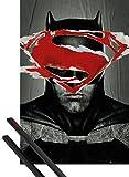 1art1 Batman Vs Superman Poster (91x61 cm) Ben Affleck