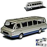 Unbekannt ZIL 118 Junost Bus Silber 1962-1993 1/43 Modellcarsonline Modell Auto