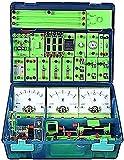 Laboratorios de la escuela de física Circuito de descubrimiento de electricidad básica y kits de experimentación de magnetismo para estudiantes de secundaria Electromagnetismo Electrónica de primaria