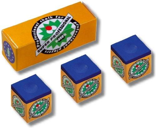Gesso Longoni Super Professional Blu Box con 3pezzi.