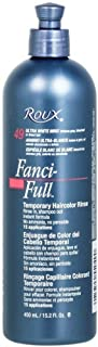 Roux Fanci-Full Temporary Color Rinse 49 Ultra White Minx, 15.2 oz
