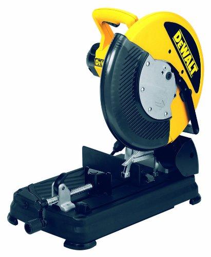 Dewalt DW872-QS Tronzadora de Corte rápido 2.200W-diámetro de 355 mm 1.300 RPM...