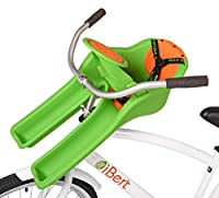 iBert Ibertgreen Sillita Portabebé Bicicleta, Unisex bebé, Verde, 0