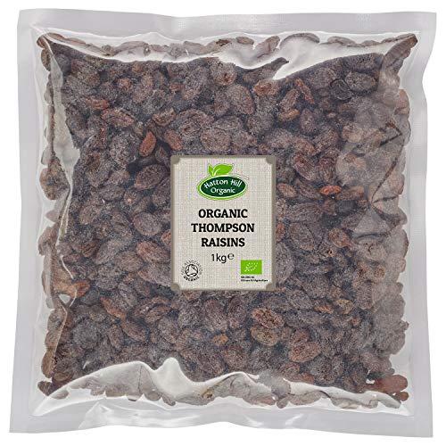 Uvetta Thompson Seedless Biologica 1kg di Hatton Hill Organic