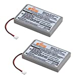 KCR1410 Playstation 4 Battery for Sony PS4 Pro Slim Bluetooth Wireless Dual Shock Controller Second Generation CUH-ZCT2,CUH-ZCT2U 2016,Free Tools Available