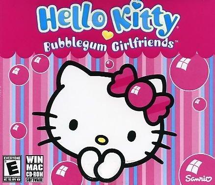 Price comparison product image Hello Kitty Bubblegum Girlfriends