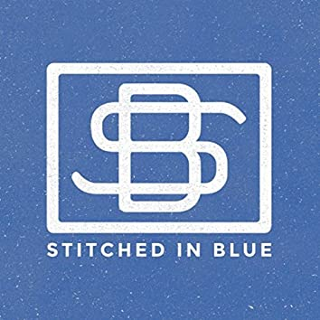 Stitched in Blue