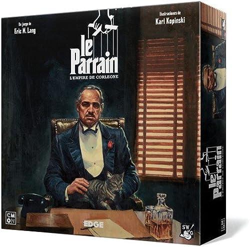 Asmodee Le Parrain L'Empire de Corleone