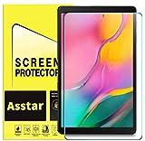 Bildschirmschutzfolie für Samsung Tab A 10.1 2019 (SM-T510 / T515), [9H] [Hüllefre&lich] Bildschirmschutzfolie, kratzfest, blasenfrei, High Definition, lebenslanger Ersatz [1 Pack]