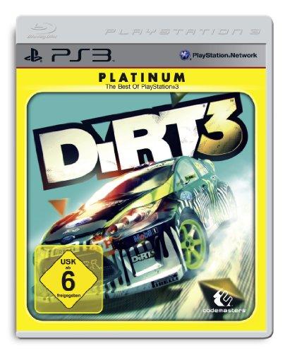 Dirt 3 Platinum (PS3)