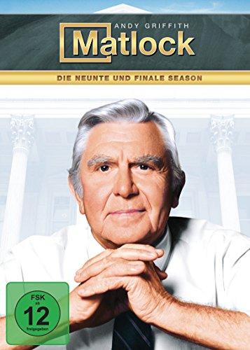 Matlock - Die neunte und finale Season [5 DVDs]