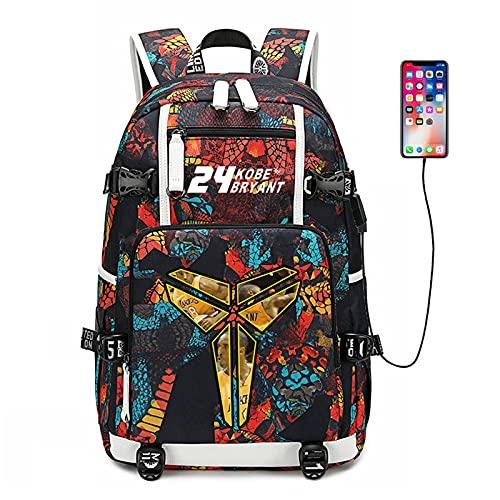 YXST Mochila Portatil 15.6 de Seguridad Impermeable para Ordenador Laptop,Mochila Negocio con USB Puerto De Carga,A