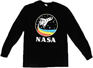 Best nasa patch long sleeve t-shirt Reviews