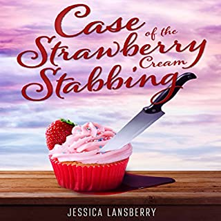 Case of the Strawberry Cream Stabbing cover art