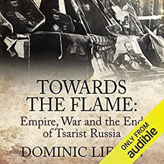 Towards the Flame cover art