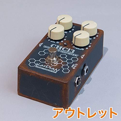 KarDiaN CHC13 クロロホルム オーバードライブ エフェクター (カージアン)