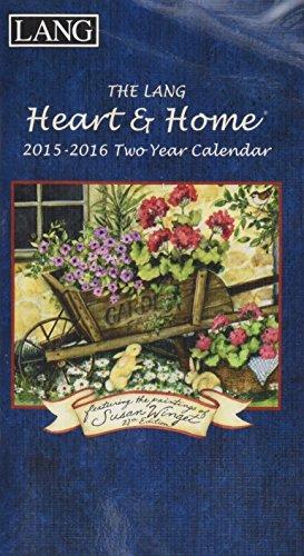 Heart & Home 2015-2016 Calendar