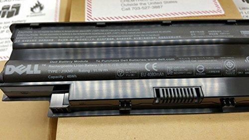 Original Laptop Akku für DELL Inspiron 13R, 14R, 15R, 17R, N3010, N4010, N5010, N4110, N5110, N7010, N7110, M501, M501R, M5010, M5030, N5030, für DELL Vostro 3450, 3550, 3750J1KND, 04YRJH, FMHC10, TKV2, YXV2V, J4XDH, 9TCXN, 9T48V, 965Y7, 4T7JN, 383CW, W7H3N, 07XFJJ, 4YRJY, 8NH55, 4YRJH, J4XDH, 7XFJJ, 9TCXN, 9T48V, 965Y7, 4T7JN, Spannung: 11,1 V / 48 Wh, 6 Zellen