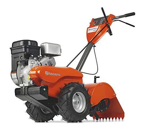 Husqvarna Counter Rotation Rear Tine Tiller Briggs & Straton, 14