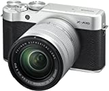Fujifilm X-A10 XC16-50mm F3.5-5.6 OIS II Mirrorless Camera (Silver)