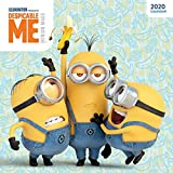 Calendar Ink, 2020 Despicable Me Minions Mini Wall Calendar