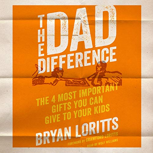 The Dad Difference cover art