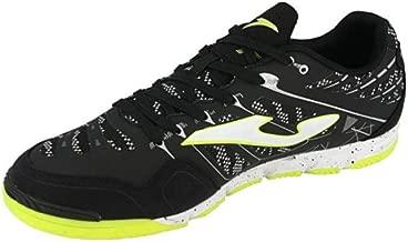Joma Indoor Soccer Shoes Super REGATE SREGW_801 Black Calcetto Scarpa
