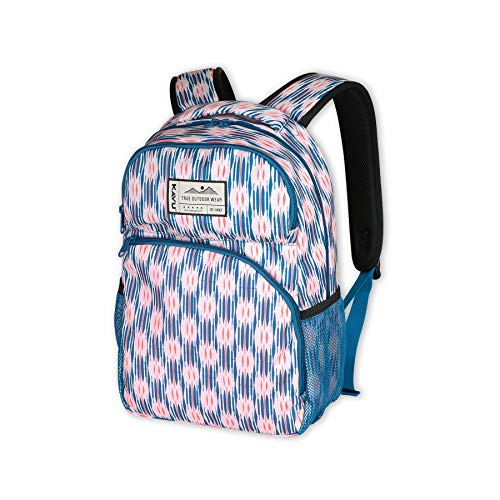 KAVU Packwood Backpack with Padded Laptop and Tablet Sleeve-Hazy Impressions