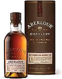 Aberlour 18 Jahre Single Malt Scotch Whisky – Double Cask Matured Scotch Single Malt Whisky – 1 x 0,5 l