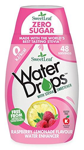 SweetLeaf Water Drops Raspberry Lemonade Flavoured Water...