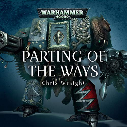 Parting of the Ways audiobook cover art
