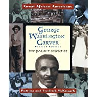 George Washington Carver: The Peanut Scientist (Great African Americans Series)
