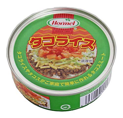 タコライスSS缶 レギュラー 70g