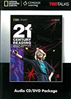 21st Century Reading with TED Talks Level 2 Audio CD & DVD Package