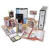 Starplast, Pack Material Oficina y Papelería, Set Material Escritorio, Lote Productos Oficina, Diferentes Productos, con Tarjeta Personalizable.