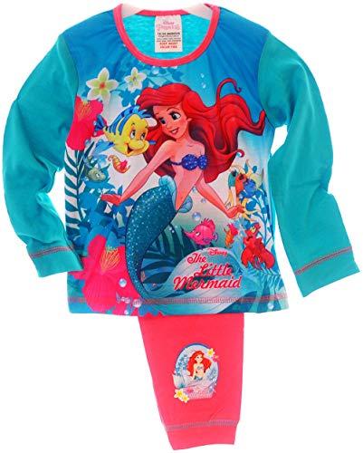 Schlafanzug Ariel Baby Kinder Pyjama Set 80 86 92 98 104 110 Hose Panel (2/3-92/98)