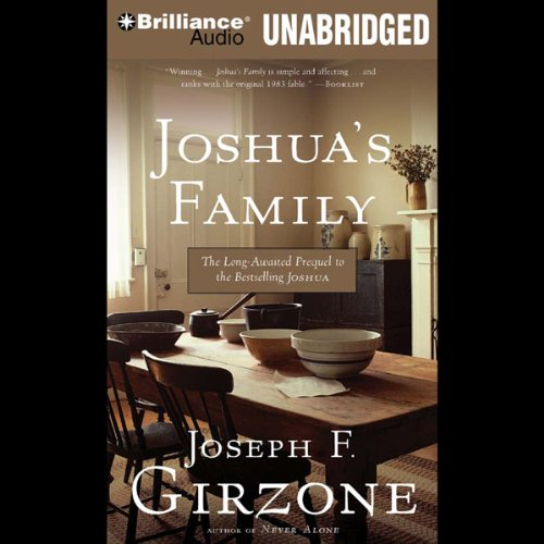 Joshua's Family audiobook cover art